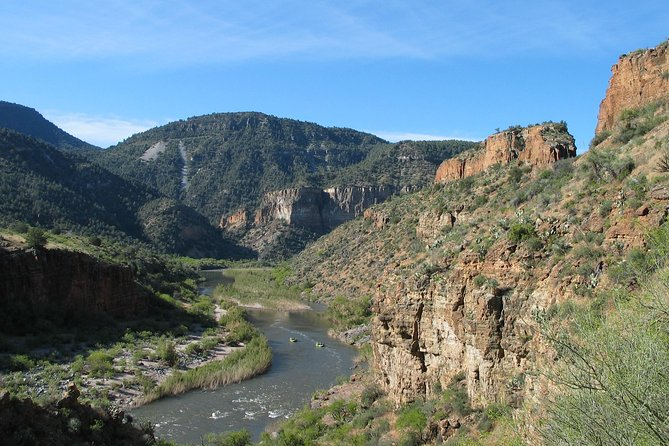 Half-day Salt River Whitewater Rafting photo 2
