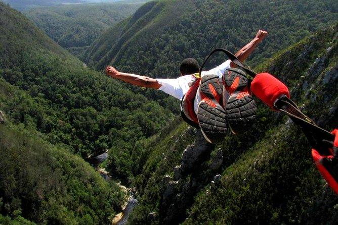 Bungy Jump Tour, Port Elizabeth