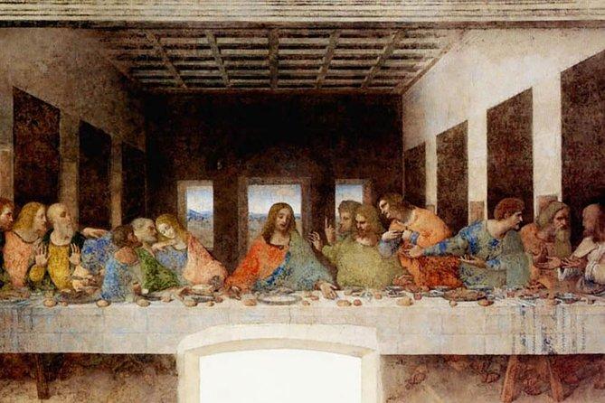 Visita turística de medio día por Milán con La última cena de da Vinci con recogida en el hotel