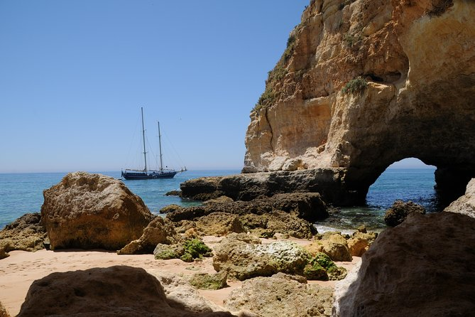Sailing The Algarve Coastline Cruise with BBQ on the Beach photo 7