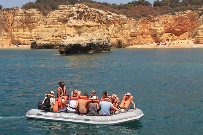 Sailing The Algarve Coastline Cruise with BBQ on the Beach photo 4