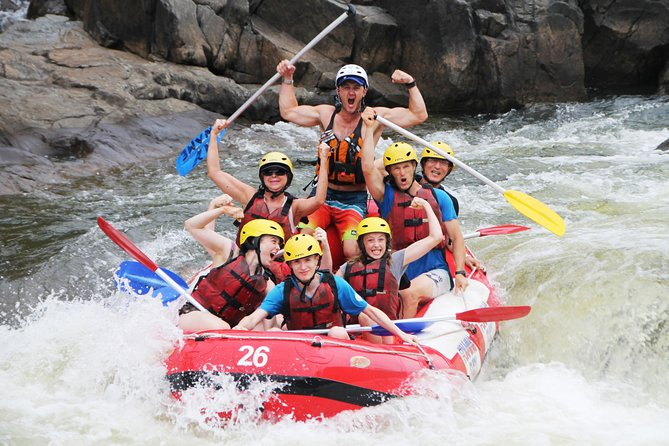 Barron Gorge National Park Half-Day White Water Rafting from Cairns or Port Douglas