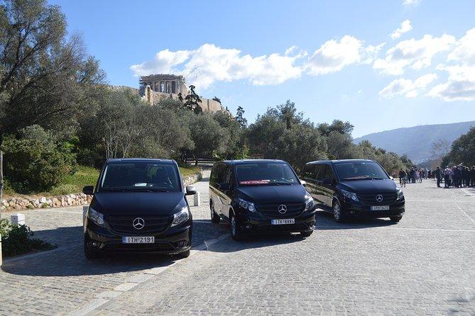 Athens Private Transfer: Central Athens to Piraeus Cruise Port