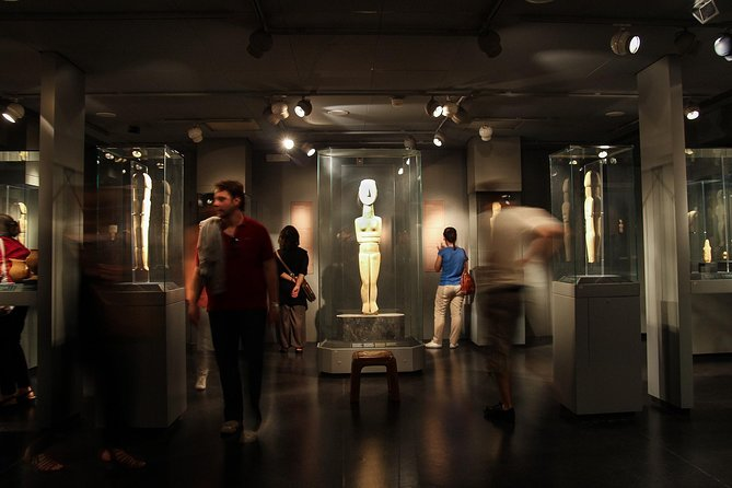 Athens Museum Unlimited Pass
