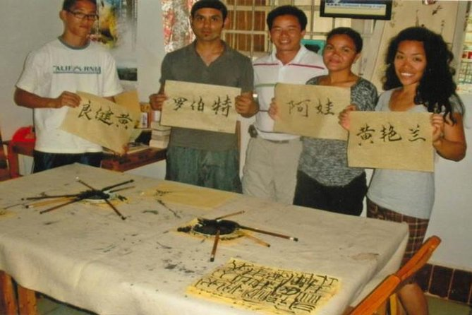 One Hour Chinese Culture Lesson in Yangshuo