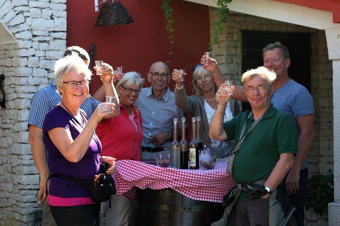 Brac Island Gourmet Tour fra Supetar