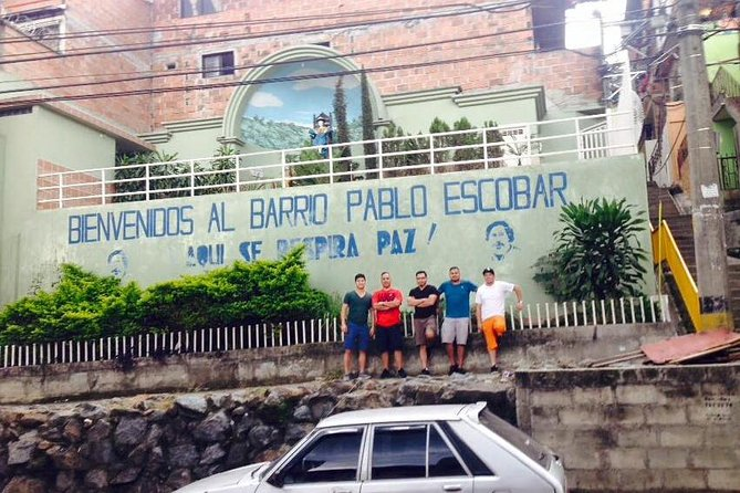 Private Tour: The Life of Pablo Escobar