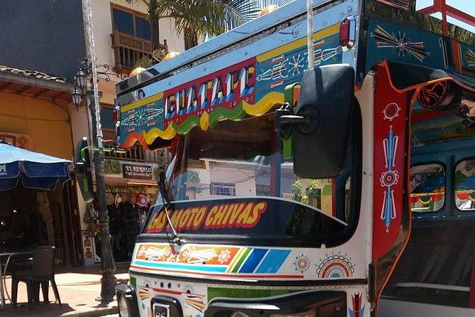 city tour with guatape