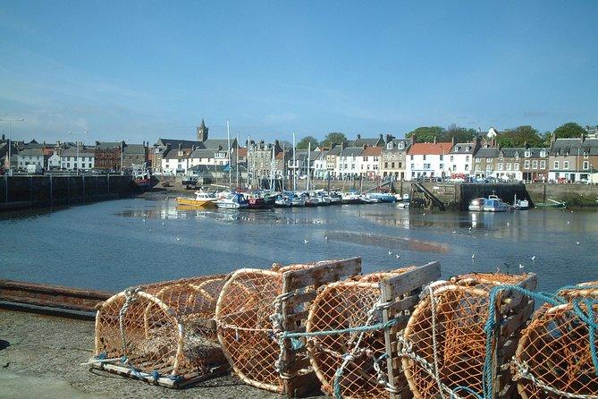 East Neuk Treasures Tour from St Andrews