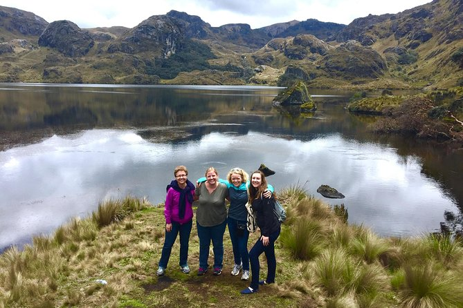 Full-Day Cajas National Park Tour from Cuenca, Ecuador