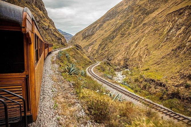 Devil's Nose Train and Ingapirca from Riobamba