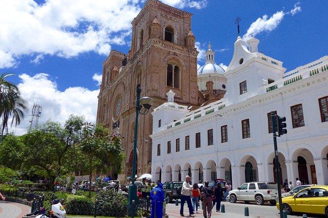 Tour di mezza giornata di Cuenca, inclusa la fabbrica di cappelli di Panama