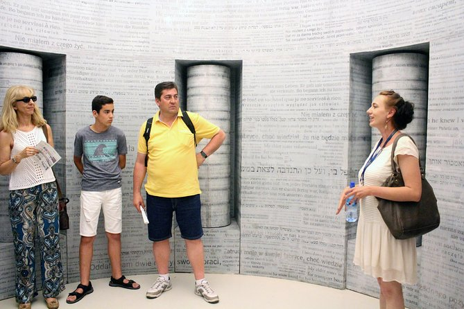 Oskar Schindler's Factory Museum Guided Tour in English