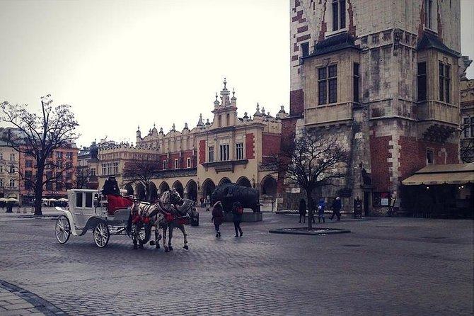 Excursão particular pela Cidade Velha de Cracóvia