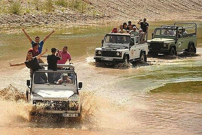 Jeep Safari from Antalya on Taurus Mountains