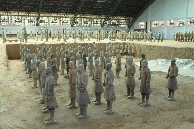 Half-Day Tour: Terracotta Warriors and Horses Museum photo 1