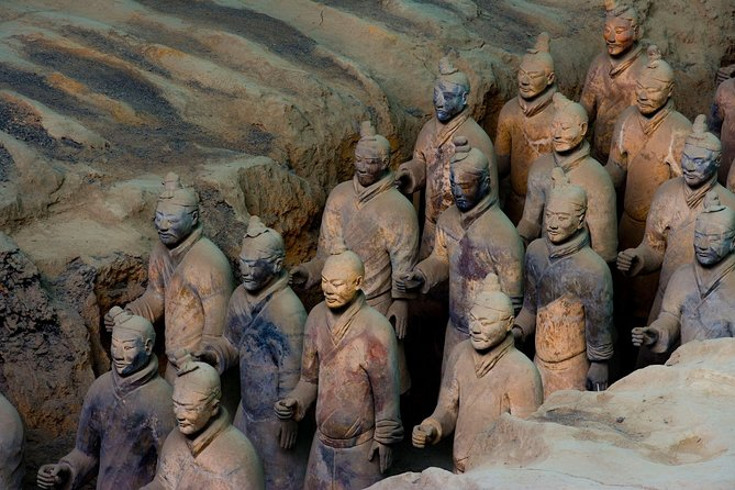 Half-Day Tour: Terracotta Warriors and Horses Museum photo 2