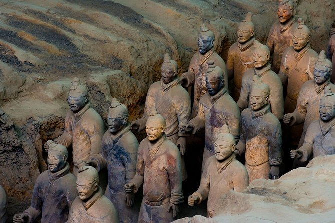 Xi'an Terracotta Warriors Mini-Group Tour photo 1