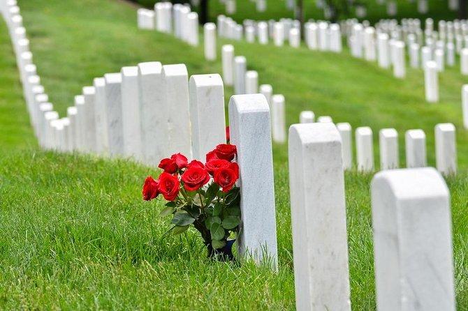 Privérondleiding door de oorlogsmonumenten van Washington DC en Heros door Van