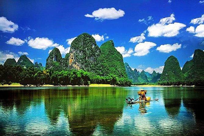 12 Days of Beijing-Xi'an-Shanghai-Yangshuo-Hong Kong Trip