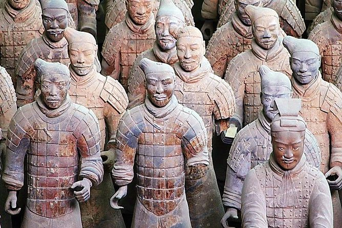 9-Day Private Classics Tour of Beijing-Xi'an-Suzhou-Shanghai