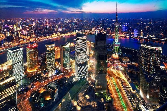 Shanghai One Day Private Tour with The Bund and Yuayan Garden