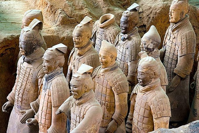 Private Classic Xi'an One Day Tour Including Lunch