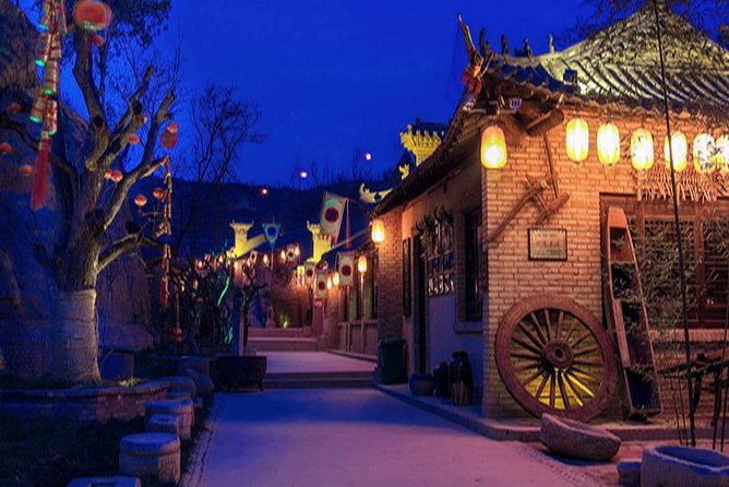 Back to the Past Xi'an 2 days Private Tour Combo Package