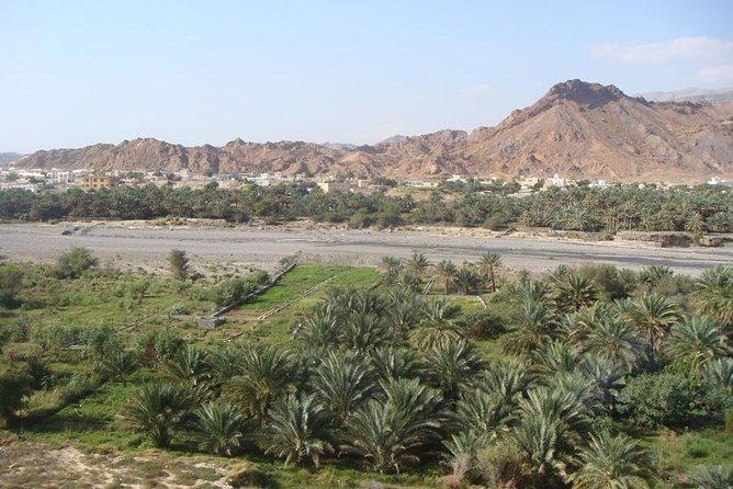 Amouage Perfume Factory Fanja Village and Wadi Taiyyin from Muscat