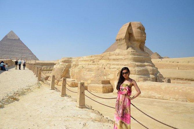 Giza pyramids half day tour from cairo / giza hotel
