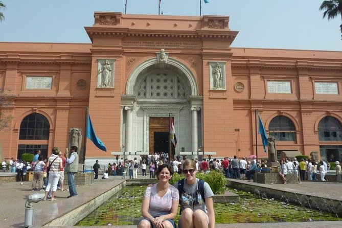 Egyptian Museum and Citadel bazaars include market day tour