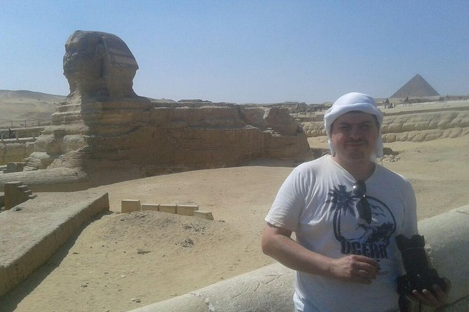 Giza pyramids , sphinx and Nile dinner cruise show from cairo or giza hotel photo 8