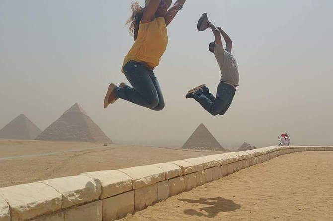 private day tour best 4 hour half day around Giza pyramids and sphinx
