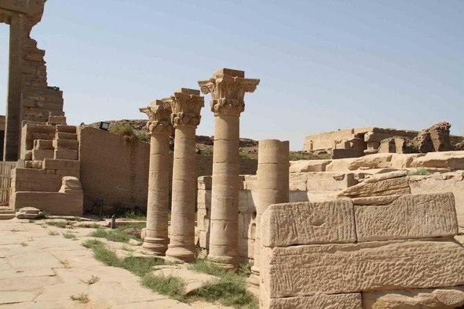 private-full day tour to Dendara Abydos temple from Luxor
