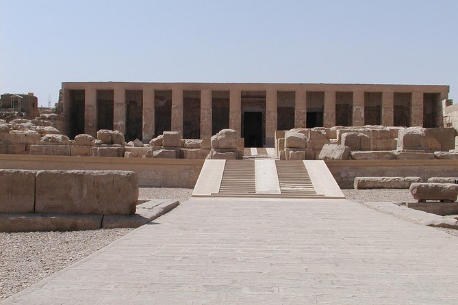 Private Tour: Dendera and Abydos Temples from Luxor