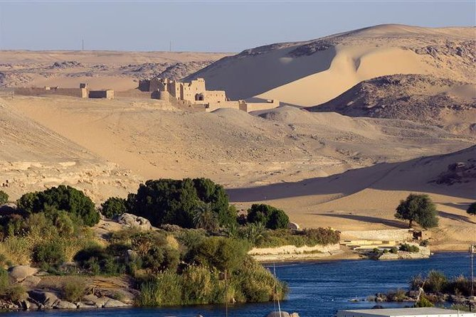 Aswan private day tours to St Simeon Monastery Day tour from hotel or Nile cruise Aswan