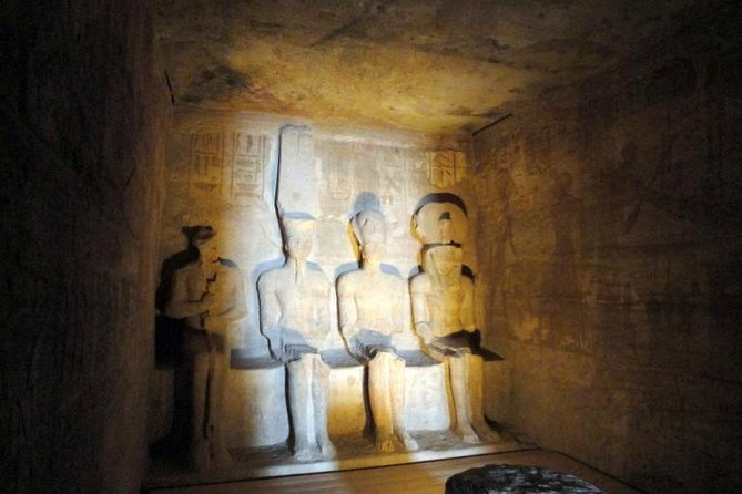Aswan private day tours to Abu Simbel day tour by vehicle from Aswan or Nile crusie photo 7