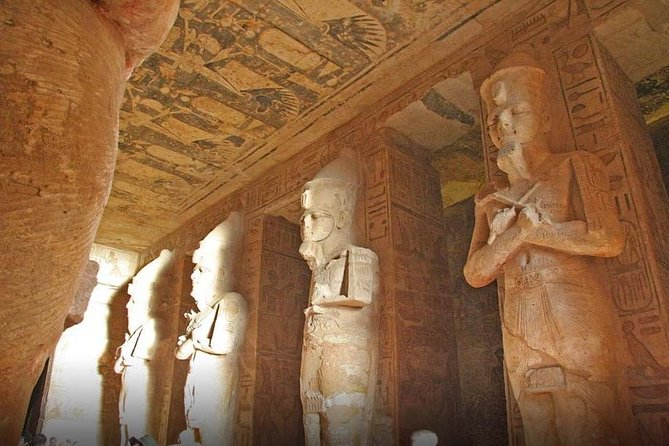 Aswan private day tours to Abu Simbel day tour by vehicle from Aswan or Nile crusie photo 6