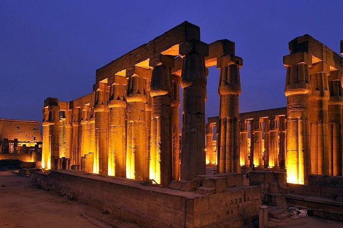 Aswan night tour to Philae Temple Sound and Light Show from Aswan or Nile cruise