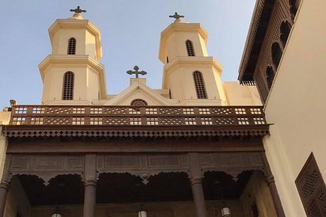 Half day tour to Old Cairo Coptic Orthodox churches