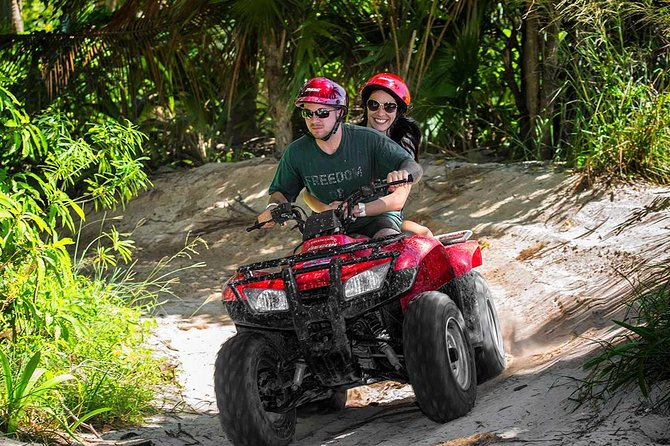 ATV Tour from Cancun