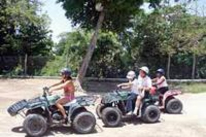 ATV Tour of the Mayan Jungle from Riviera Maya