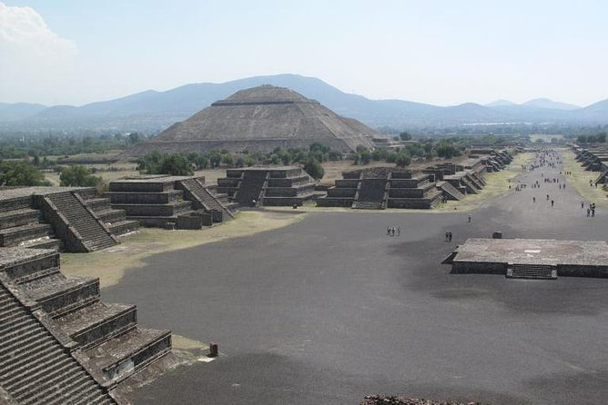 Teotihuacan Pyramids And Shrine Of Guadalupe Full Day Tour 2021 Mexico City
