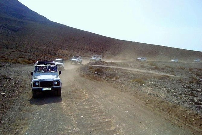 South Fuerteventura Jeep Tour to Cofete Beach