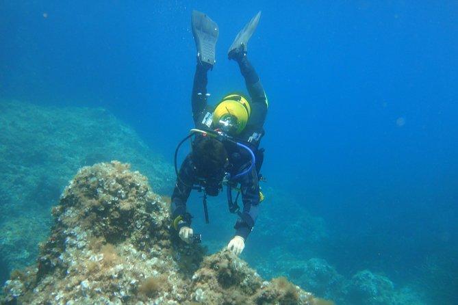 Beginners Diving in Santa Ponsa