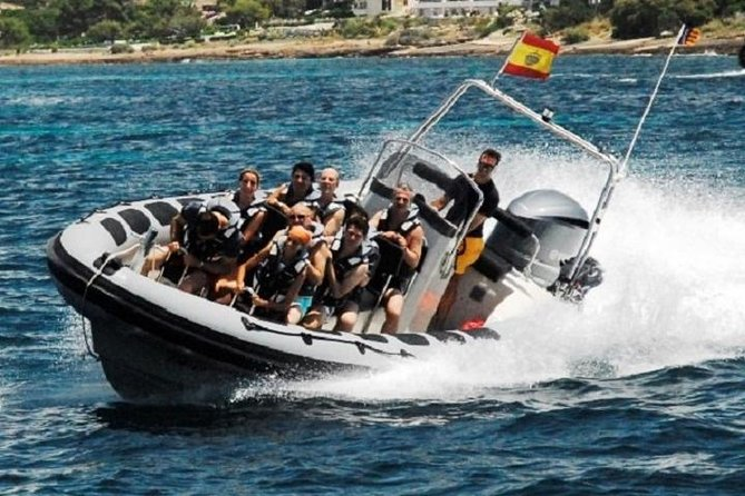 Speed Boat Tour in Playa de Palma