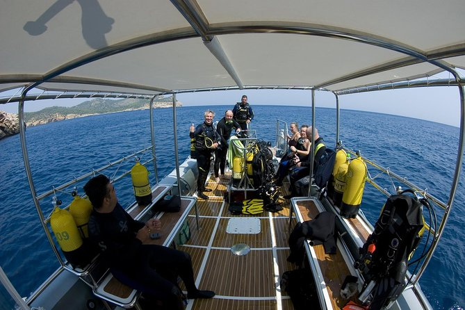 Diving in Santa Ponsa for certified divers photo 11