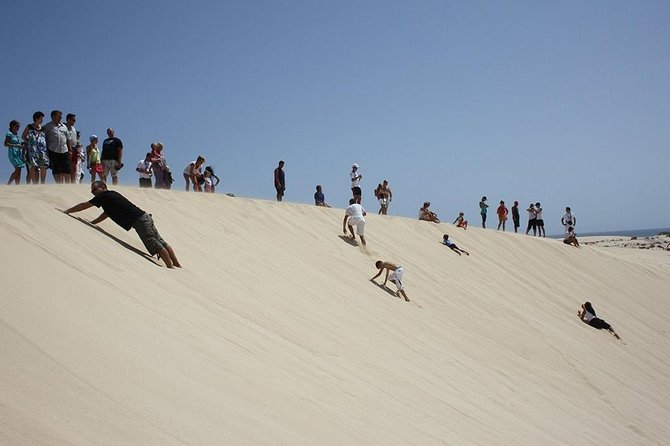 Full day tour to Fuerteventura Dunes from Lanzarote