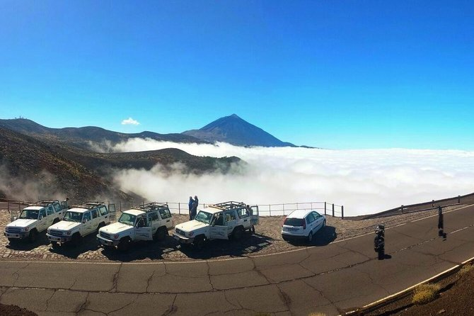 VIP Guided Tour to Teide-Masca from Puerto de la Cruz