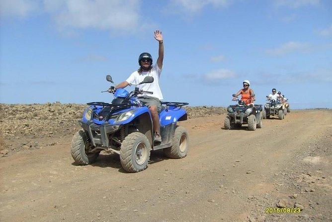 Quad Tour Explorer Castillo in Fuerteventura